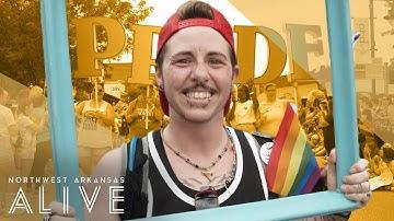 The largest LGBTQ Pride Celebration in Arkansas | Fayetteville, Arkansas