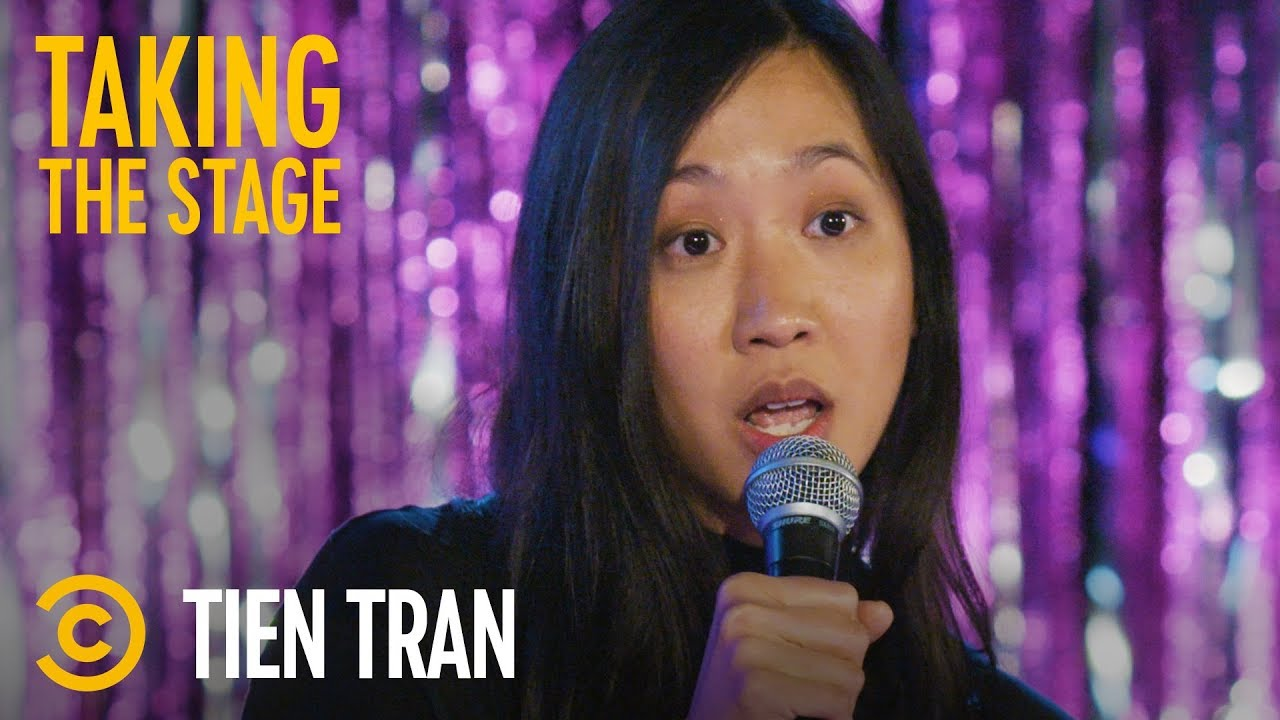 When the Teacher Doesn't Even Try to Pronounce Your Name - Tien Tran - Taking the Stage