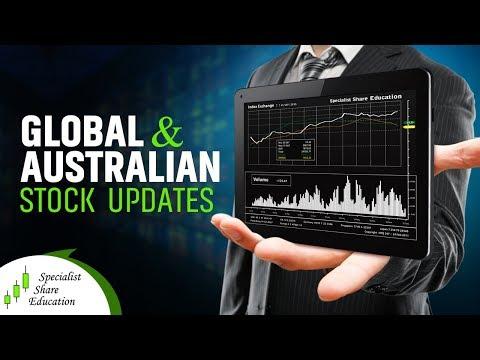 Global and Australian Stock Market Update 17/12/17