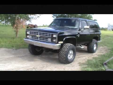 4 Rough Country Suspension Lift Youtube