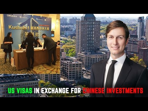 Jared Kushner's sister attracts Chinese investors by promise of American visas
