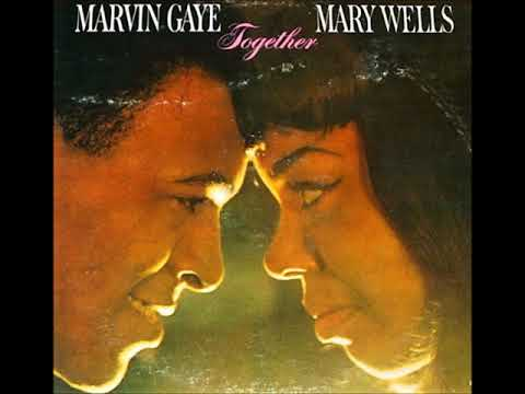 Marvin Gaye & Mary Wells..   Deed i do.  1964.