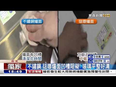 [東森新聞HD]瓦斯爐大對決!...