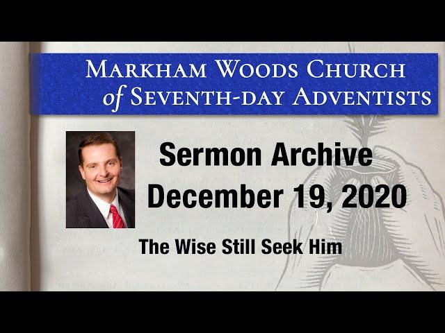 The Wise Still Seek Him - S20 E50