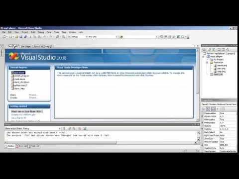 Cara Membuat Game Menggunakan Vb.net
