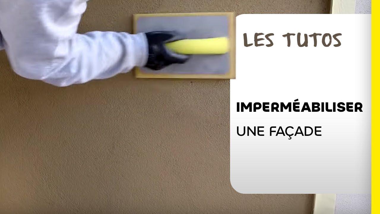 Pose Enduit De Facade Monocouche comment imperméabiliser et décorer une façade avec un enduit de façade  monocouche | les tutos weber