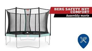 BERG Safety Net Comfort   assembly movie