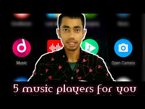 5 Best Music Players For Android | No Ads, Official, Genuine, Simple & Beautiful |