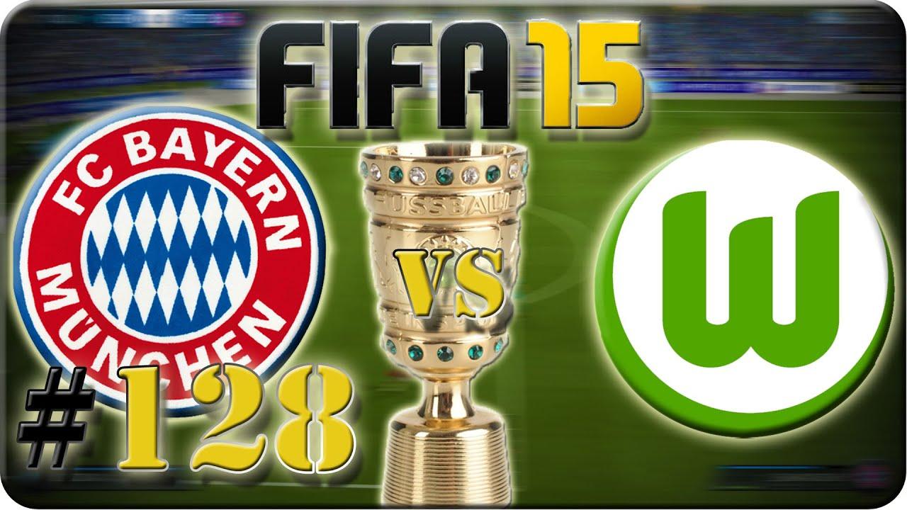 Dfb Bayern Wolfsburg