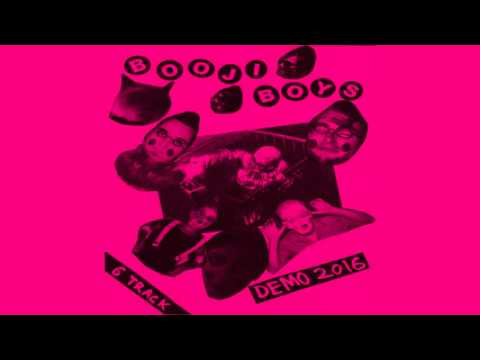 BOOJI BOYS - 6 Track Demo 2016