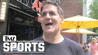 MARK CUBAN HERE'S HOW BILLIONAIRES GROCERY SHOP | TMZ Sports