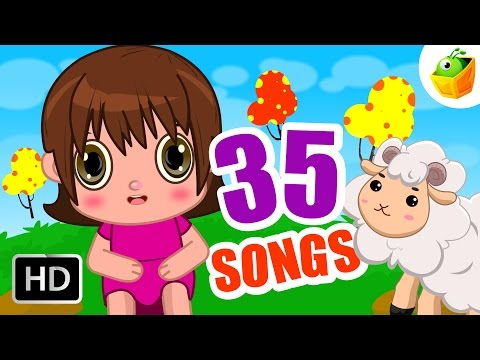 Little Bo Peep And Lots of Nursery Rhymes | 47 Minutes Compilation from Magicbox English Kids