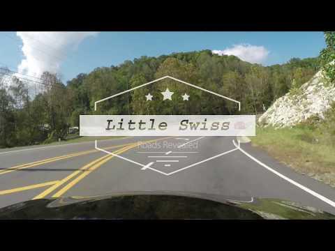 Roads Revealed - Little Swiss (226a) - Ep. 3 - Little Switzerland, NC  (Scenic Drive)