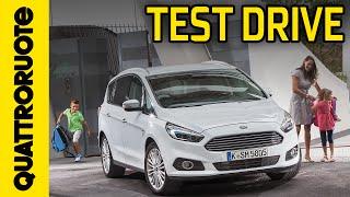 Ford S-Max 2.0 TDCi Titanium 2015 Test Drive