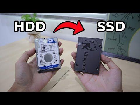 Pada video kali ini saya akan unbox dan melakukan pemasangan dan juga pengetesan SSD Samsung 860 EVO.