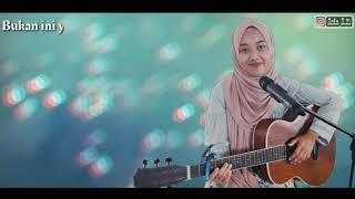 """Lirik lagu """"Air mata rindu - tuah"""" cover shahida supian"""