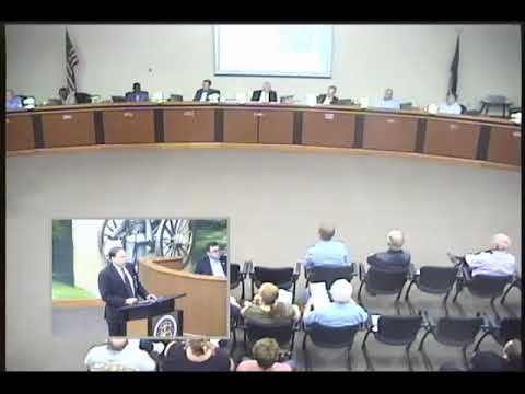 Berkeley County Council Committee Meeting - 8-14-2017