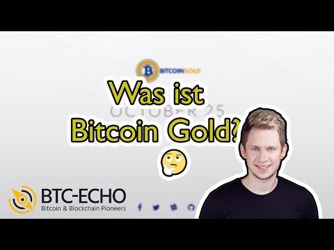 Erklärt: Was ist Bitcoin Gold? | Alles zum Oktober Hard Fork