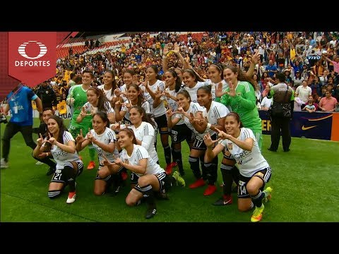 Resumen América 2 - 1 Tigres | Liga Femenil | Televisa Deportes