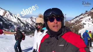 WHERE TO GO FOR A SHORT SKIING TRIP FROM DUBAI