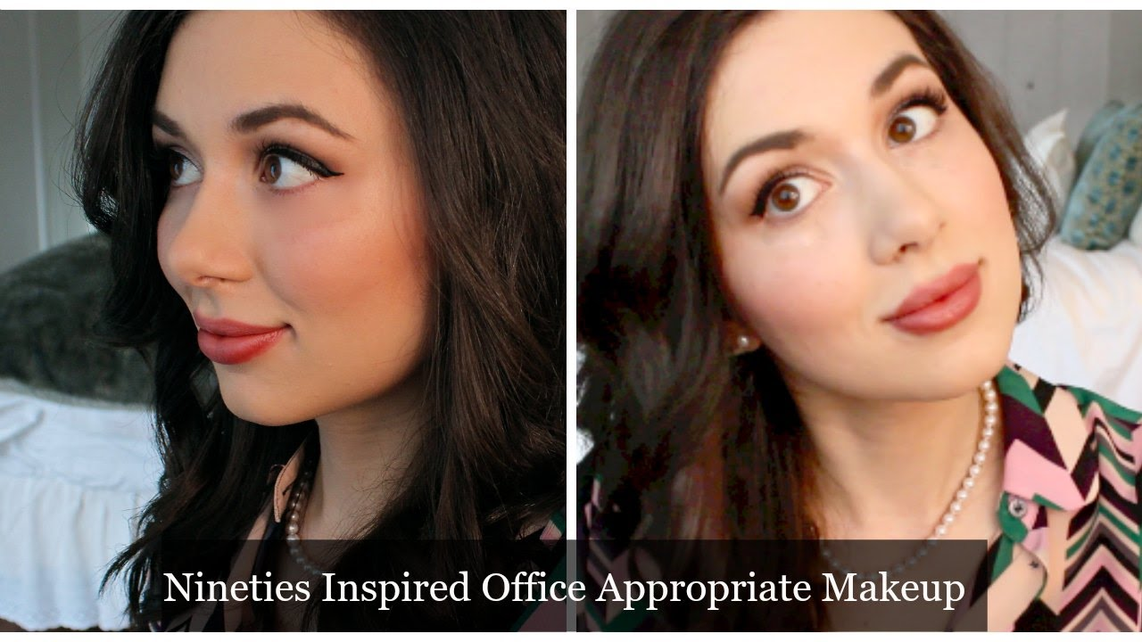 Makeup tutorial: how to wear bright makeup to work in 5 steps!