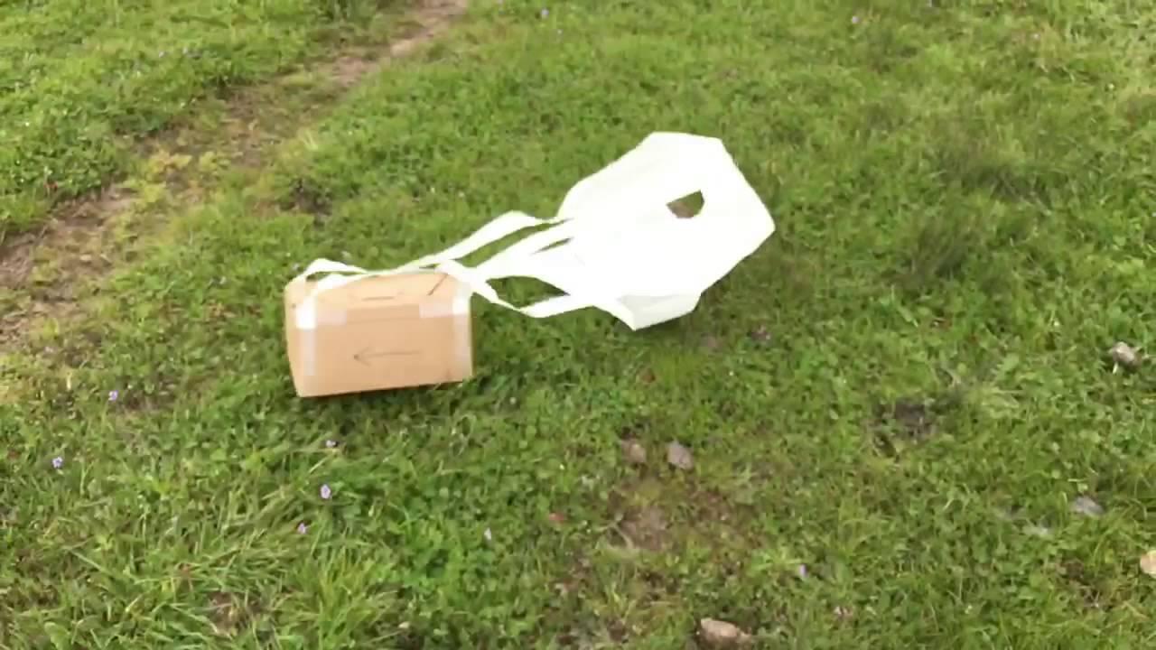 Zipline Aerial Robotics Delivery 2 Of 2 Youtube