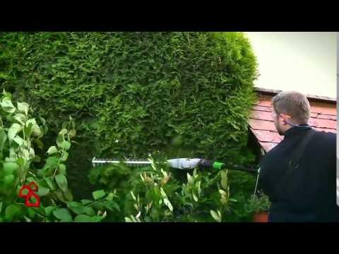 BAUHAUS Produktvideo: Gardol Teleskop-Heckenschere