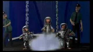 Space chimps: Misión espacial - tráiler español