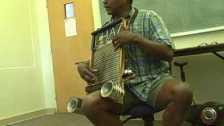 Washboard lesson to the tune of Stand By Me