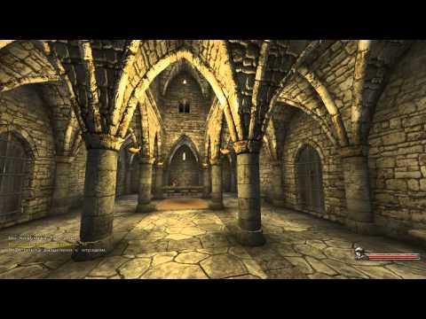 "Mount And Blade Warband   ЗАВОЕВЫВАЕМ ""Замок Теварин"" #3"