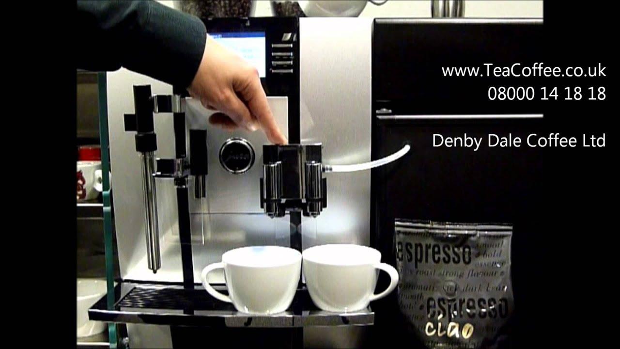 jura impressa giga coffee machine doovi. Black Bedroom Furniture Sets. Home Design Ideas