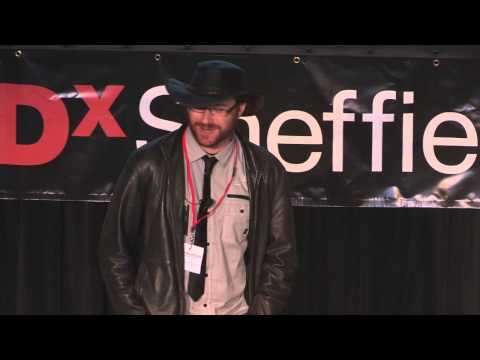 One Man. Every Country. No Flights: Graham Hughes at TEDxSheffield