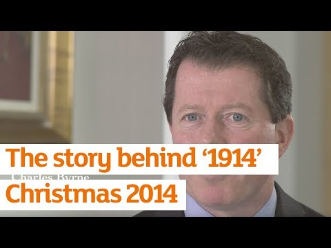 The story behind 1914 | Christmas Ad | Sainsbury's