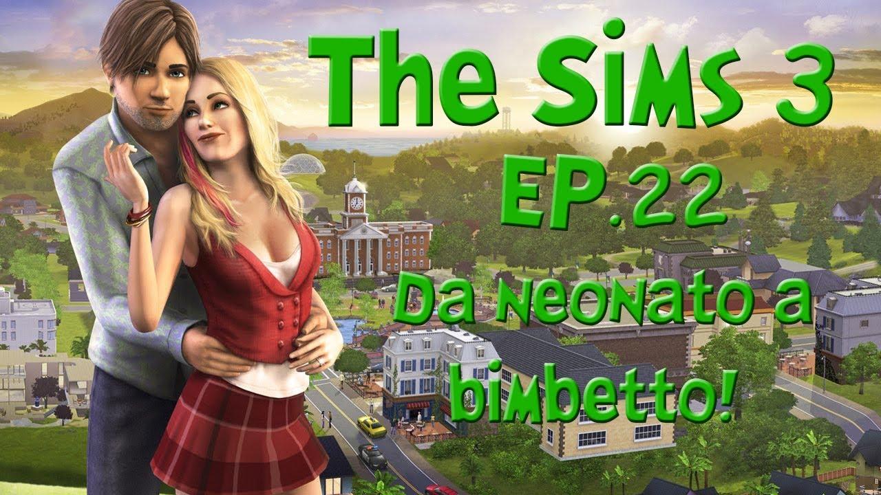 Sims Bambino Bagno : The sims 3 [ita] episodio 22 da neonato a bimbetto! youtube