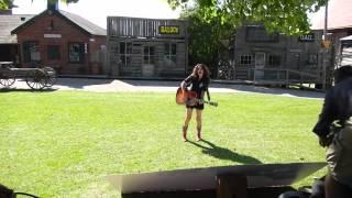 Lindi Ortega - The Day You Die - Behind The Scenes
