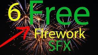6 Fireworks SFX free download