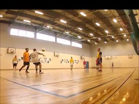 Play Futsal at Sea and Football in Foreign Ports with Soccer@Sea and Absolute Sports