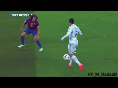 Cristiano Ronaldo Vs Carles Puyol