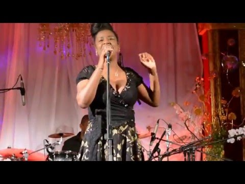 Charlotte DIPANDA & Full Band at ACOUSTIC 1st Edition by Ebony Event