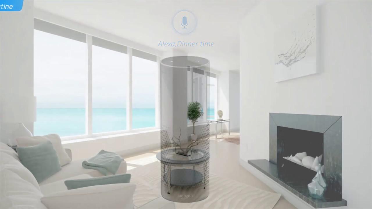 elektrische innen rollos von siro smart via alexa steuern youtube. Black Bedroom Furniture Sets. Home Design Ideas