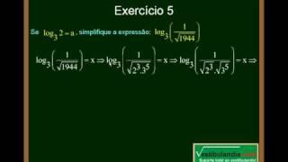 Matemática - Aula 13 - Logaritmo - Parte 3
