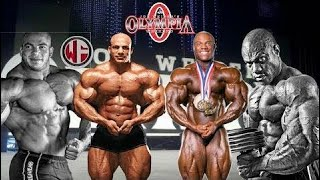 Hot Hot -  Phil Vs Ramy Mr Olympia 2017 (The Only Competition)