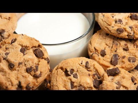 🍩Como fazer Cookies com Gotas de Chocolate🍩  - Elenice Carneiro