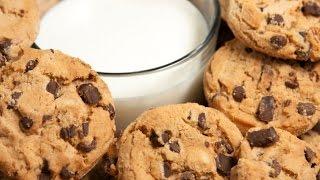 🍩como fazer cookies com gotas de chocolate🍩 elenice carneiro