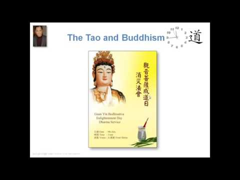 The Tao and Buddhism