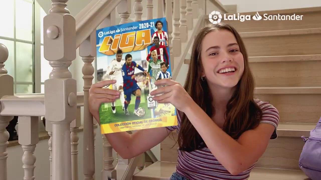 Commercial Panini Liga 2020-21