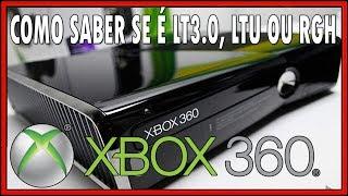 Como DESCOBRIR se o XBOX 360 é LT3.0, LTU ou RGH ‹LucasMieli›