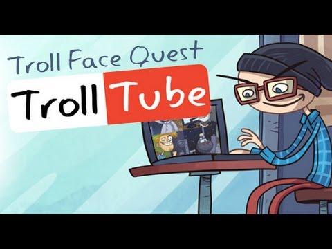 Tutorial de trollface quest troll tube youtube