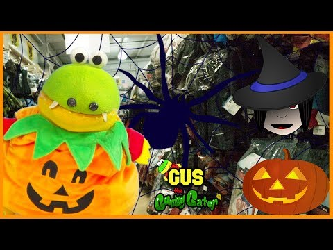 HALLOWEEN Store Shopping for costumes for children Family Fun Kids Pretend Playtime