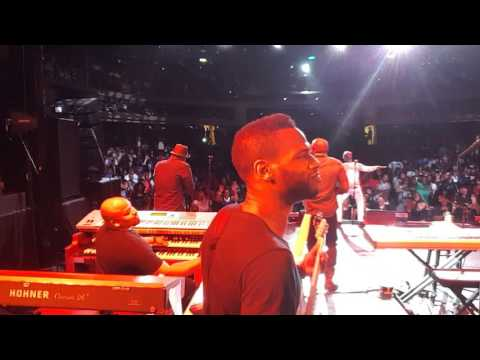 Don J Music Kirk Franklin Show Gospel Cruise 2016 mp3
